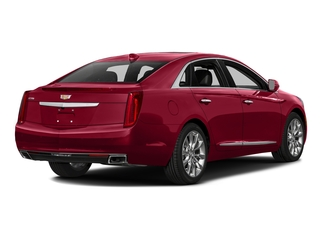 Red Passion Tintcoat 2016 Cadillac XTS Pictures XTS Sedan 4D Luxury AWD V6 photos rear view
