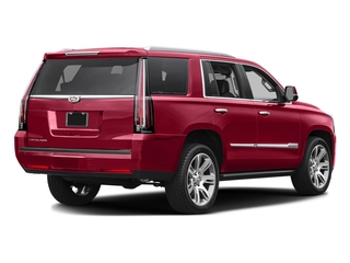 Red Passion Tintcoat 2016 Cadillac Escalade Pictures Escalade Utility 4D Premium 4WD V8 photos rear view