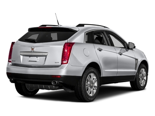 Radiant Silver Metallic 2016 Cadillac SRX Pictures SRX Utility 4D Performance 2WD V6 photos rear view