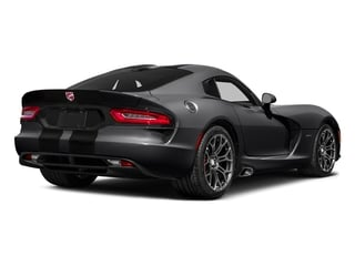 Gunmetal Pearl 2016 Dodge Viper Pictures Viper 2 Door Coupe photos rear view