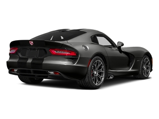 Anodized Carbon (Matte) 2016 Dodge Viper Pictures Viper 2 Door Coupe photos rear view