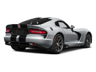Billet Silver Metallic Clearcoat 2016 Dodge Viper Pictures Viper 2 Door Coupe photos rear view