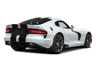 Viper White Clearcoat 2016 Dodge Viper Pictures Viper 2 Door Coupe photos rear view