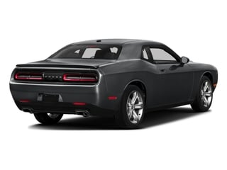Granite Pearlcoat 2016 Dodge Challenger Pictures Challenger Coupe 2D SXT V6 photos rear view