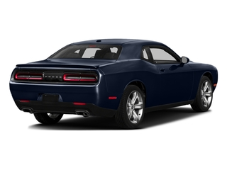 Jazz Blue Pearlcoat 2016 Dodge Challenger Pictures Challenger Coupe 2D SXT V6 photos rear view