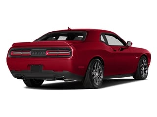 Torred Clearcoat 2016 Dodge Challenger Pictures Challenger Coupe 2D R/T Plus V8 photos rear view