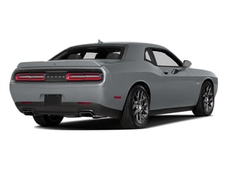 Billet Clearcoat 2016 Dodge Challenger Pictures Challenger Coupe 2D R/T V8 photos rear view