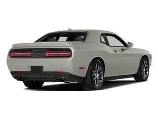 Ivory White Tri-Coat Pearl 2016 Dodge Challenger Pictures Challenger Coupe 2D R/T Plus V8 photos rear view