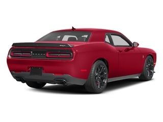 Torred Clearcoat 2016 Dodge Challenger Pictures Challenger Coupe 2D SRT Hellcat V8 Supercharged photos rear view