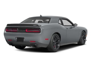 Billet Clearcoat 2016 Dodge Challenger Pictures Challenger Coupe 2D SRT Hellcat V8 Supercharged photos rear view