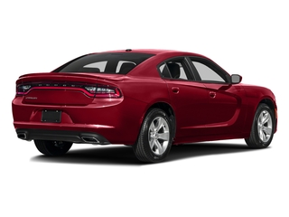 Redline Red Tricoat Pearl 2016 Dodge Charger Pictures Charger Sedan 4D SE AWD V6 photos rear view