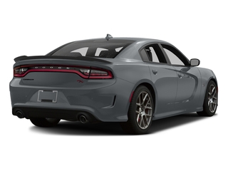 Billet Clearcoat 2016 Dodge Charger Pictures Charger Sedan 4D R/T Scat Pack V8 photos rear view