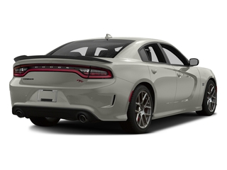 Ivory Tri-Coat Pearl 2016 Dodge Charger Pictures Charger Sedan 4D R/T Scat Pack V8 photos rear view