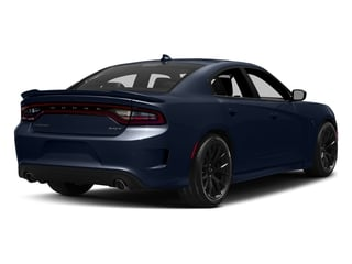 Jazz Blue Pearlcoat 2016 Dodge Charger Pictures Charger Sedan 4D SRT Hellcat V8 Supercharged photos rear view