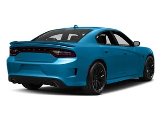 B5 Blue Pearlcoat 2016 Dodge Charger Pictures Charger Sedan 4D SRT Hellcat V8 Supercharged photos rear view