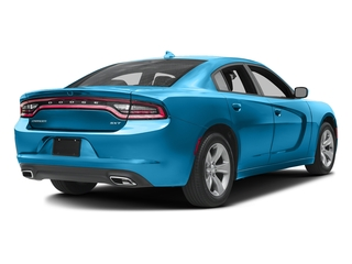 B5 Blue Pearlcoat 2016 Dodge Charger Pictures Charger Sedan 4D SXT V6 photos rear view