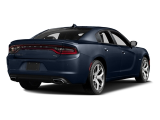 Jazz Blue Pearlcoat 2016 Dodge Charger Pictures Charger Sedan 4D R/T Road & Track V8 photos rear view