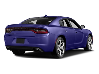 Plum Crazy Pearlcoat 2016 Dodge Charger Pictures Charger Sedan 4D R/T Road & Track V8 photos rear view