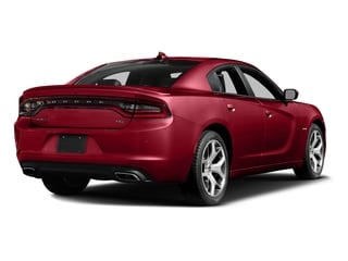 Redline Red Tricoat Pearl 2016 Dodge Charger Pictures Charger Sedan 4D R/T Road & Track V8 photos rear view