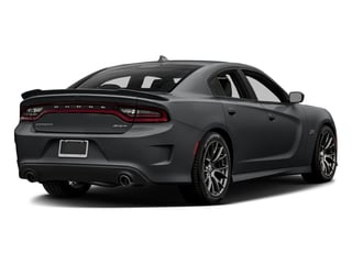 Granite Pearlcoat 2016 Dodge Charger Pictures Charger Sedan 4D SRT 392 V8 photos rear view