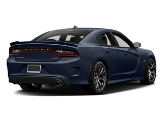 Jazz Blue Pearlcoat 2016 Dodge Charger Pictures Charger Sedan 4D SRT 392 V8 photos rear view
