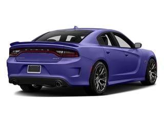 Plum Crazy Pearlcoat 2016 Dodge Charger Pictures Charger Sedan 4D SRT 392 V8 photos rear view
