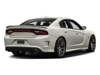 Ivory Tri-Coat Pearl 2016 Dodge Charger Pictures Charger Sedan 4D SRT 392 V8 photos rear view