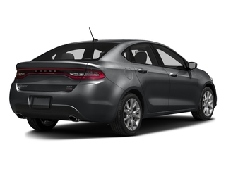 Granite Crystal Metallic Clearcoat 2016 Dodge Dart Pictures Dart Sedan 4D Rallye Sport I4 photos rear view
