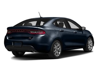 True Blue Pearlcoat 2016 Dodge Dart Pictures Dart Sedan 4D Rallye Sport I4 photos rear view