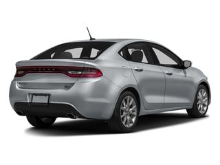 Billet Silver Metallic Clearcoat 2016 Dodge Dart Pictures Dart Sedan 4D Rallye Sport I4 photos rear view