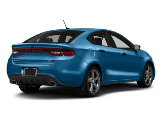 Laser Blue Pearlcoat 2016 Dodge Dart Pictures Dart Sedan 4D GT I4 photos rear view