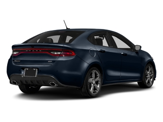 True Blue Pearlcoat 2016 Dodge Dart Pictures Dart Sedan 4D GT I4 photos rear view