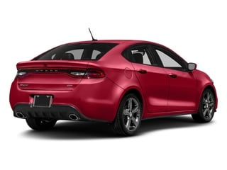 Torred 2016 Dodge Dart Pictures Dart Sedan 4D GT Sport I4 photos rear view