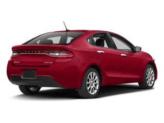 Torred 2016 Dodge Dart Pictures Dart Sedan 4D Limited I4 photos rear view