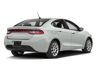 Bright White Clearcoat 2016 Dodge Dart Pictures Dart Sedan 4D Limited I4 photos rear view