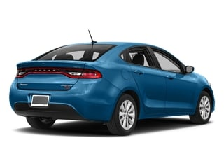 Laser Blue Pearlcoat 2016 Dodge Dart Pictures Dart Sedan 4D Aero I4 Turbo photos rear view