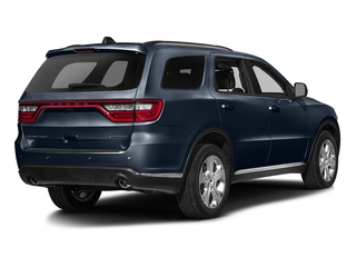 True Blue Pearlcoat 2016 Dodge Durango Pictures Durango Utility 4D SXT 2WD V6 photos rear view