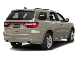 Light Brownstone Pearlcoat 2016 Dodge Durango Pictures Durango Utility 4D Citadel AWD V6 photos rear view