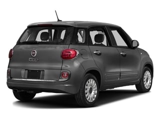 Grigio Scuro (Gray Metallic) 2016 FIAT 500L Pictures 500L Hatchback 5D L Pop I4 Turbo photos rear view