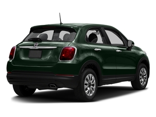 Verde Toscana (Green Metallic) 2016 FIAT 500X Pictures 500X Utility 4D Lounge 2WD I4 photos rear view