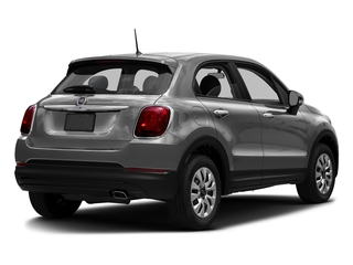 Grigio Arte (Gray Clear Coat) 2016 FIAT 500X Pictures 500X Utility 4D Lounge 2WD I4 photos rear view
