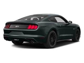 Guard Metallic 2016 Ford Mustang Pictures Mustang Coupe 2D GT V8 photos rear view