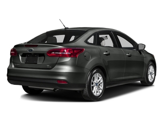 Magnetic 2016 Ford Focus Pictures Focus Sedan 4D S I4 photos rear view