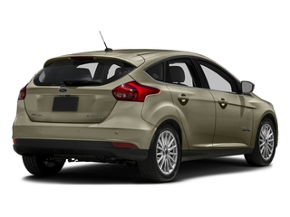 Tectonic 2016 Ford Focus Electric Pictures Focus Electric Hatchback 5D Electric photos rear view