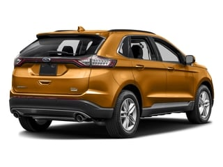 Electric Spice Metallic 2016 Ford Edge Pictures Edge Utility 4D SEL 2WD V6 photos rear view