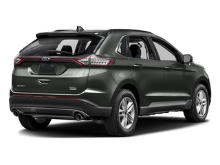 Magnetic Metallic 2016 Ford Edge Pictures Edge Utility 4D SEL 2WD V6 photos rear view
