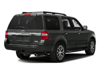 Magnetic Metallic 2016 Ford Expedition Pictures Expedition Utility 4D XLT 4WD V6 Turbo photos rear view