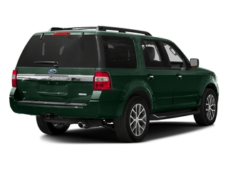 Green Gem Metallic 2016 Ford Expedition Pictures Expedition Utility 4D XLT 4WD V6 Turbo photos rear view