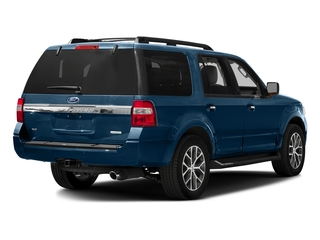Blue Jeans Metallic 2016 Ford Expedition Pictures Expedition Utility 4D XLT 4WD V6 Turbo photos rear view