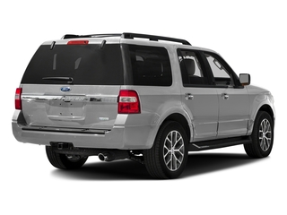 Ingot Silver Metallic 2016 Ford Expedition Pictures Expedition Utility 4D XLT 4WD V6 Turbo photos rear view